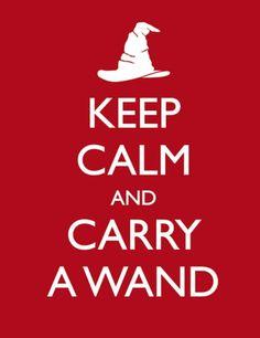 Carry A Wand