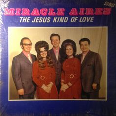 The Miracle Aires - The Jesus Kind Of Love (Vinyl, LP) at Discogs - So.. I'm guessing this love is beyond vanilla? I mean, crosses, blood, scarification...
