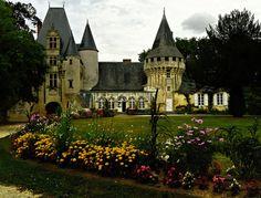 Château de Javarzay - Deux-Sèvres, Poitou-Charentes