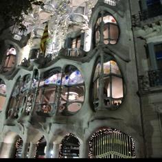 Casa Batlló, Gaudí. Bcn