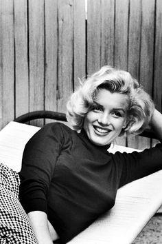 Marilyn by Alfred Eisenstaedt, 1953.