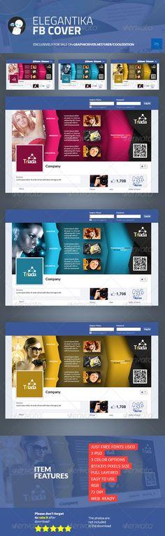Elegantika Facebook Cover - Facebook Timeline Covers Social Media