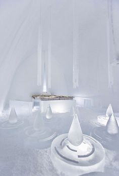ICEHOTEL in Sweden – An Ice Hotel North of the Arctic Circle (VIDEO). Read more at jebiga.com