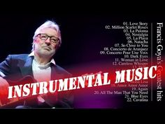 Francis Goya greatest Hits - Best Instrumental Music All Time - YouTube