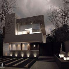 Casa El Carmen by Creato Arquitectos