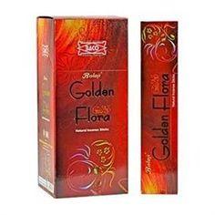 #Balaji Golden Flora Natural #Incense #Sticks (15 Sticks)