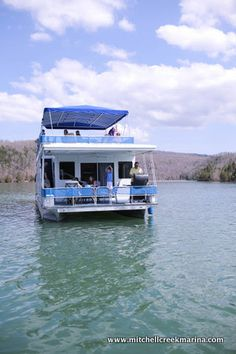Where to rent small houseboats or smaller houseboat rentals Im