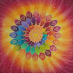 Lélekgyógyító mandalák | Mandalafestés Erikával | Életszépítők