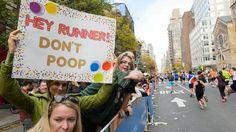 20 photos of the NYC Marathon's spectators and best signs (scheduled via http://www.tailwindapp.com?utm_source=pinterest&utm_medium=twpin&utm_content=post17161194&utm_campaign=scheduler_attribution)