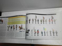 Das Lineol Bilderbuch 2004 für Lineol 7.5cm Massesoldaten Wehrmacht + Ausländer | eBay