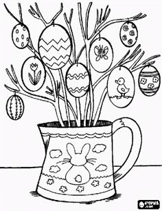 Free Easter Coloring Pages Printable Download Freecoloring Pagesorg