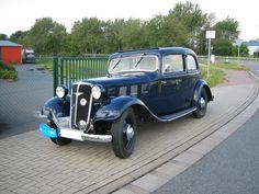 1934 1936 Hanomag Rekord 15K