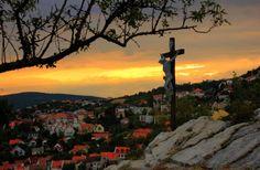 Havi -hegy Celestial, Sunset, Landscape, City, Outdoor, Beautiful, Outdoors, Scenery, Cities