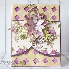 love, life and crafts Rudlis: Poppystamps