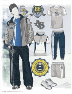 Style Right Sports Active - A/W 13/14 - Active / Sportwear - Styling ...