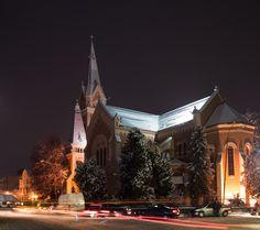 Cathedral Basilica St. Martin.  Mukachevo. Ukraine. by Sergey Filonenko on 500px