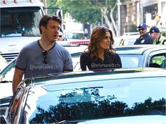 Nathan Fillion and Stana Katic March 2015