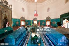 The Green Tomb, in Bursa or Yesil Turbe is a mausoleum of the... #bursa: The Green Tomb, in Bursa or Yesil Turbe is a mausoleum of… #bursa