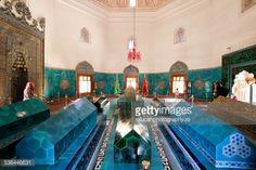 The Green Tomb, in Bursa or Yesil Turbe is a mausoleum of the... #bursa: The Green Tomb, in Bursa or Yesil Turbe is a mausoleum of… #bursa