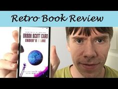 Ender's Game Four Years Later Orson Scott Card, Ender's Game, Book Review, Writing, Retro, Games, Reading, Books, Fun