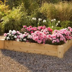 I pinned this Square Raised Bed Planter from the Gorgeous Garden event at Joss & Main!