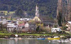 Opciones: Lago Llanquihue > salida al mar por Ralún > Seno de Reloncaví > Pueblo de Cochamó