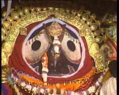 Sunna Bhesa(Golden Decoration) of Lord Jaganath.