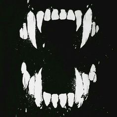 scary Black and White creepy horror monochrome morbid teeth Macabre dark art obscuur Arte Horror, Horror Art, Dark Art, Sketches, Fantasy, Cool Stuff, Creepy Stuff, Inspiration, Werewolves