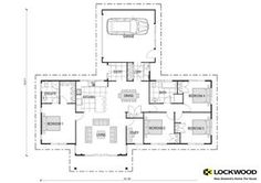 Suburban - House Plans New Zealand | House Designs NZ