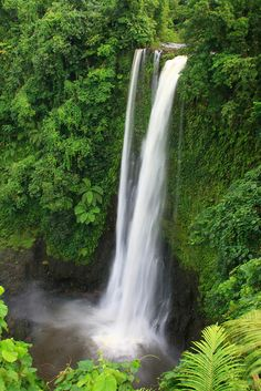 Fuipisia Falls, Samoa.  By NeilsPhotography, via Flickr