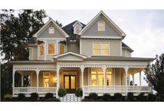 I love the look of this house.  Love the details, but would like eyebrow windows
