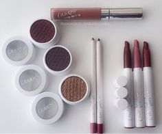 Some of Colourpop Throws it Back collection plus a few oldies.