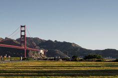 #SF #SanFrancisco #GoldenGateBridge