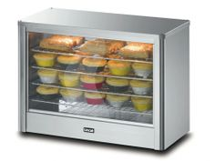 Lincat Seal Pie Cabinet with Illumination and Humidity 710mm