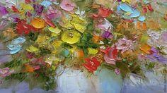 живопись маслом цветы - Szukaj w Google