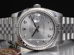 Orologi Rolex Datejust Ref 16234 - 16220 - 116234 Prezzo Popular Watches, Prezzo, Rolex Datejust, Rolex Watches, Luxury, Accessories, Style, Swag, Outfits