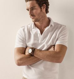 "Justice Joslin for Massimo Dutti | The Equestrian ""EQ"" Collection 