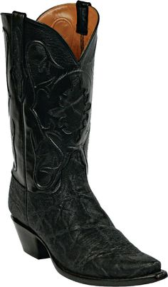 African Elephant Boots Style 800 Custom-Made by Black Jack Boots Western Chic, Western Wear, Western Boots, Cowboy Boot, Black Jack Boots, Jack Black, Fancy Shoes, Men's Shoes, Custom Boots
