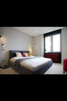 Стены спальни
