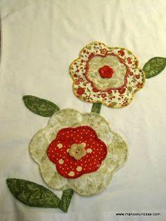 Camisetas patchwork de manos curiosas