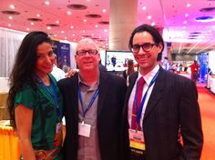 New friends in NYC at the NY Bar and Restaurant Show