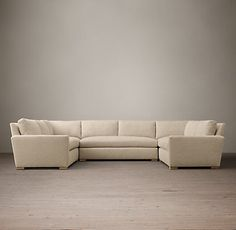 The Petite Maxwell Sectionals Restoration Hardware Sectional Sofa Sofa Fine Furnishings