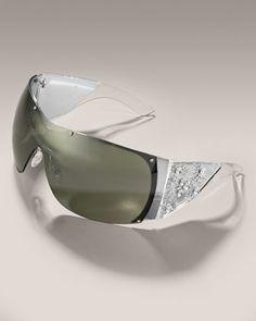 Grand Salon X-Large Sunglasses by Dior at Bergdorf Goodman.