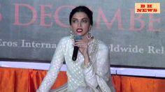 Deepika Padukone launches the  poster of  'Mastani' | Bollywood Hot news