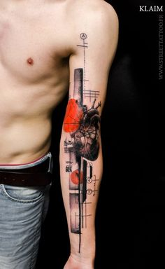 klaim street tattoo, graphic tattoo, tattrx, tatoueuer, tatouage, tatouages, tattoos
