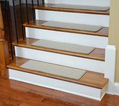 premium wool stair treads carpet home decorating ideas home interior design