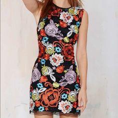 Nastygal: Rosanna Lace Dress