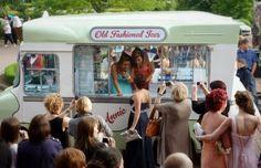 Annie' Antics - ice cream van. Avaliable at Regent Court Eat Street - every Friday. #nothingbringspeopletogetherlikeicecream