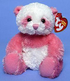 TY Beanie Baby - Dainty the Panda