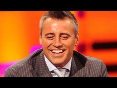 Matt LeBlanc de retour dans un sitcom ? Matt Leblanc, Joey Tribbiani, You Funny, Hilarious, Funny Things, Funny Interview, Norton Show, Happy Images, Bbc America